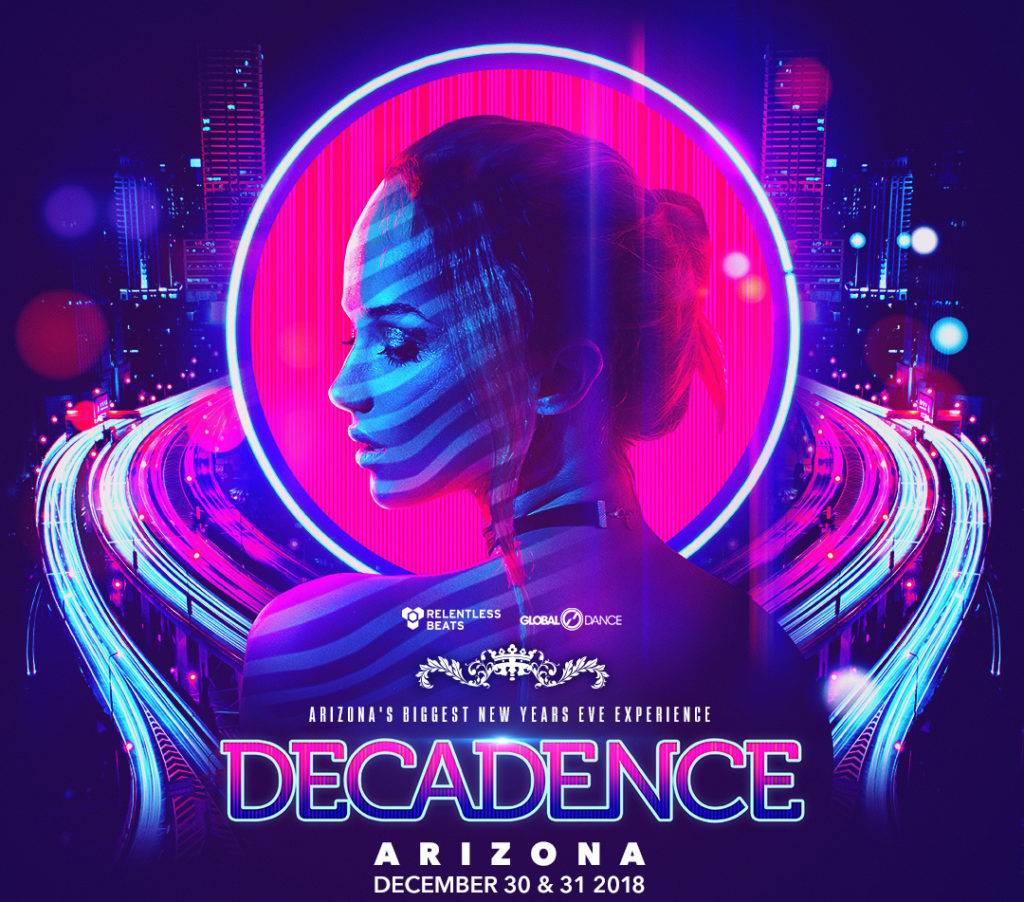 decadence tickets arizona rawhide